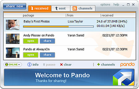 Pando picture or screenshot