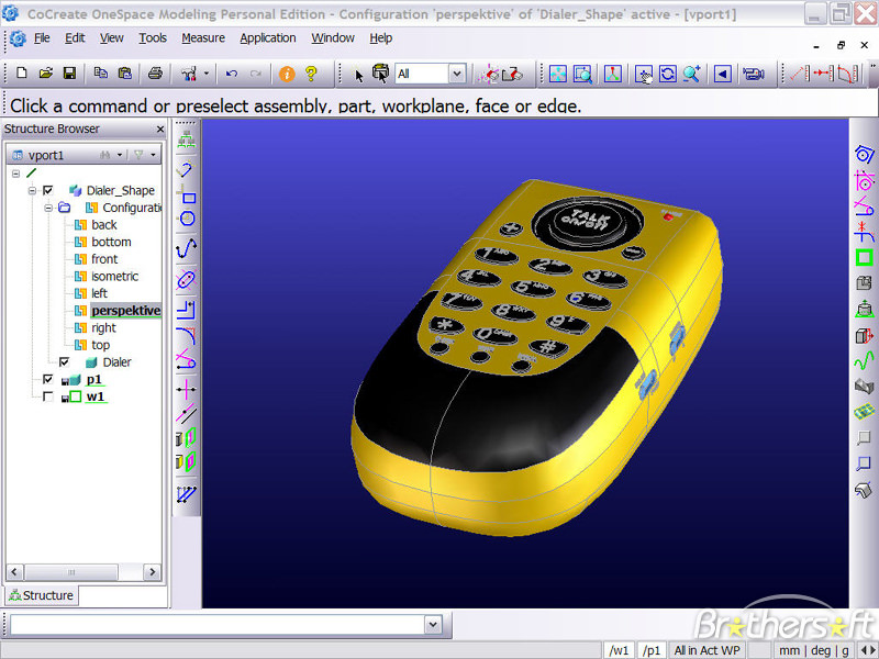 CoCreate OneSpace.net picture or screenshot