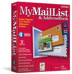 MyMailList and AddressBook picture or screenshot