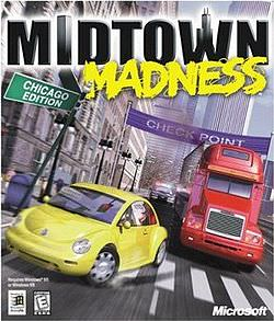 Midtown Madness picture