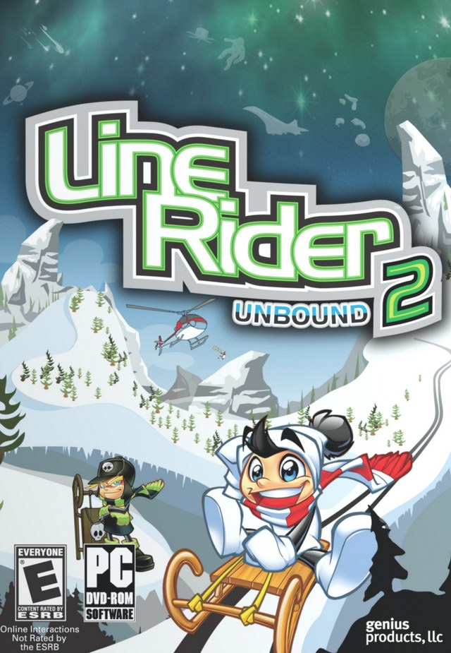 Line Rider 2: Unbound picture or screenshot