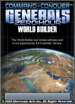 Command and Conquer: Generals World Builder picture