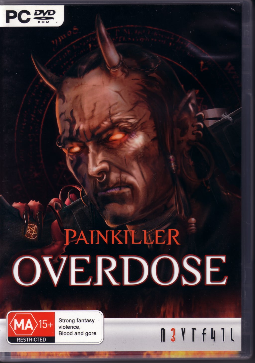 Painkiller Overdose picture