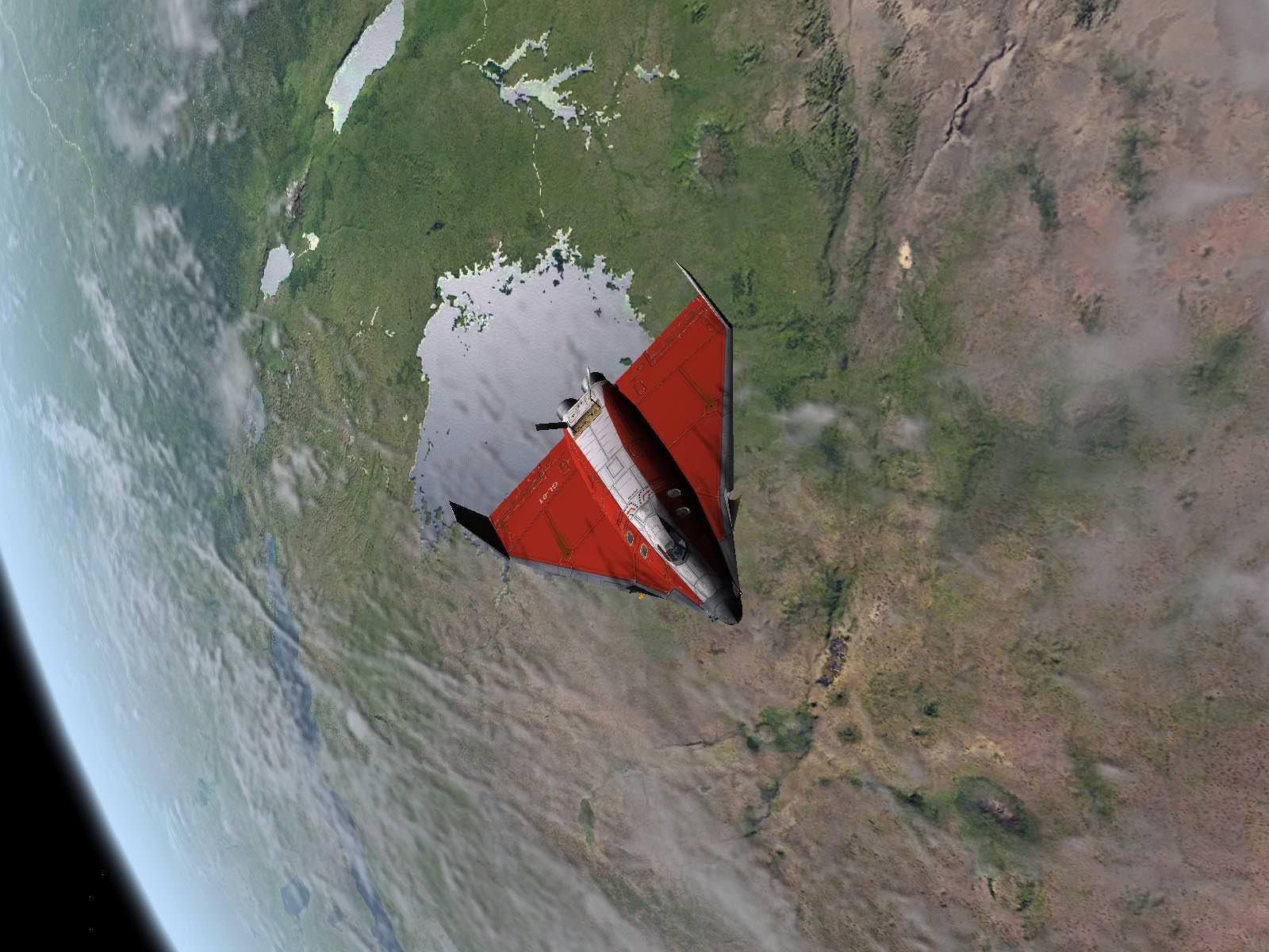 Orbiter picture or screenshot