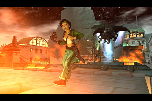 Beyond Good & Evil picture