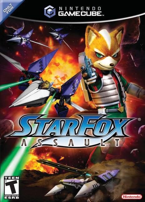 Star Fox: Assault picture or screenshot