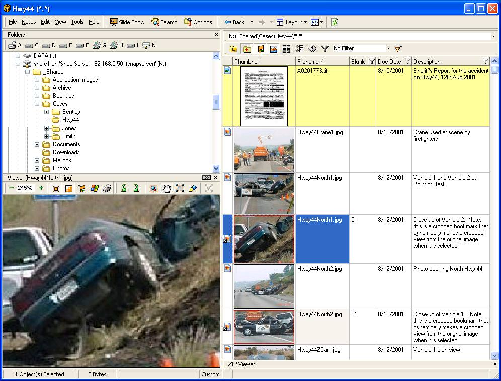 Atlast File Notes Organizer picture or screenshot