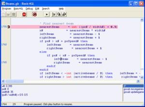 Basic4GL picture or screenshot