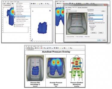 Pressure Imaging Software picture or screenshot