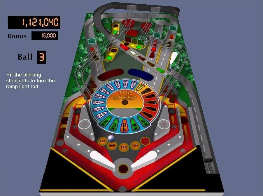 Visual Pinball picture or screenshot