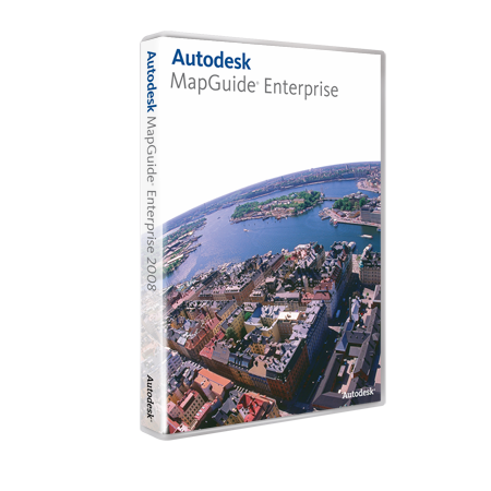 Autodesk MapGuide Enterprise picture or screenshot