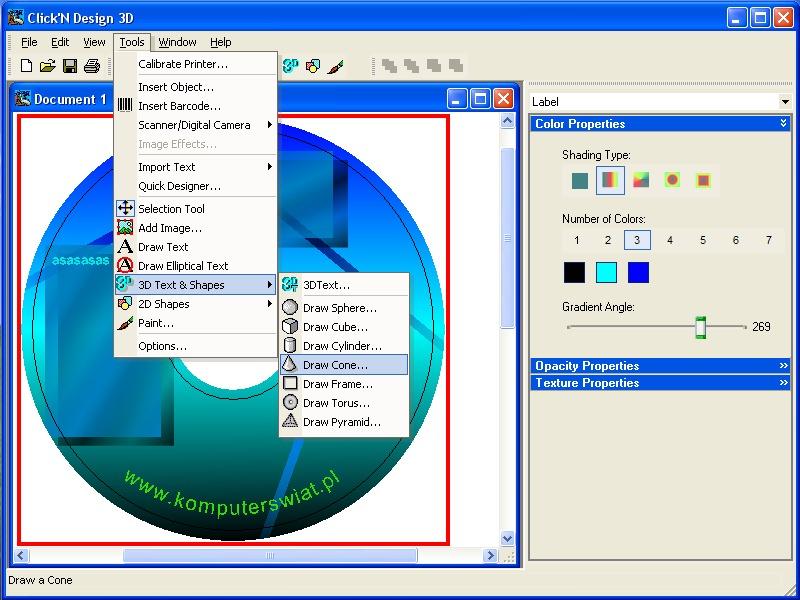 Click'N Design picture or screenshot