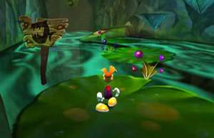 Rayman 2: The Great Escape picture or screenshot