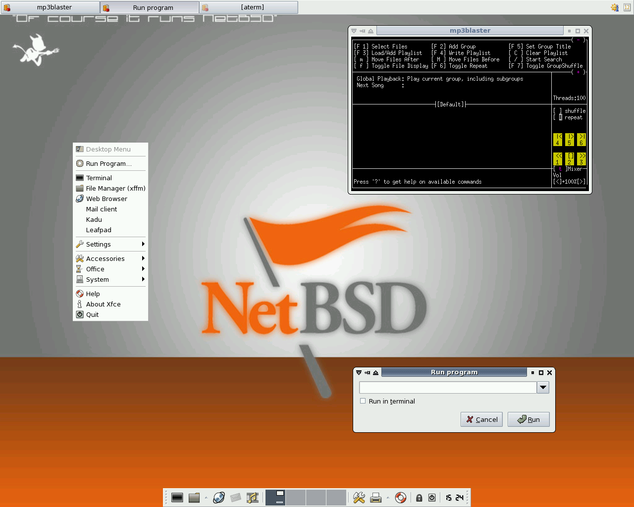 NetBSD picture