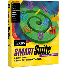 Lotus SmartSuite picture or screenshot