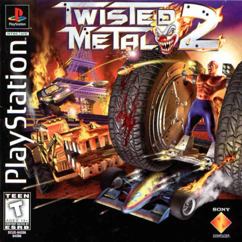 Twisted Metal 2 picture or screenshot