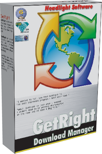 GetRight Download Manager picture