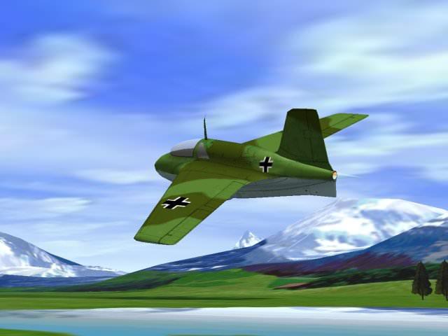 Flight-Model-Simulation picture or screenshot