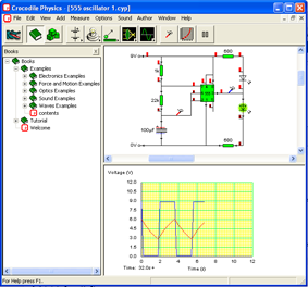 Crocodile Physics picture or screenshot