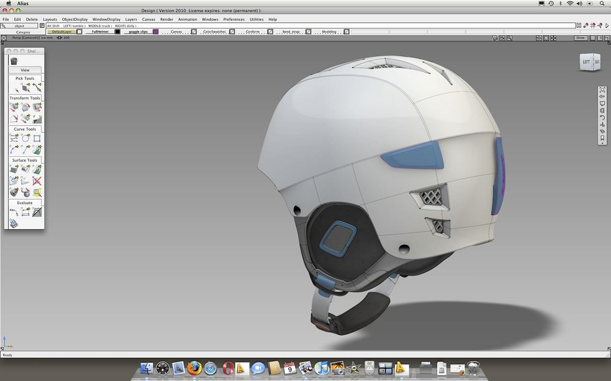 Autodesk Alias Automotive picture or screenshot