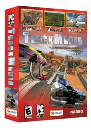 TrackMania picture or screenshot