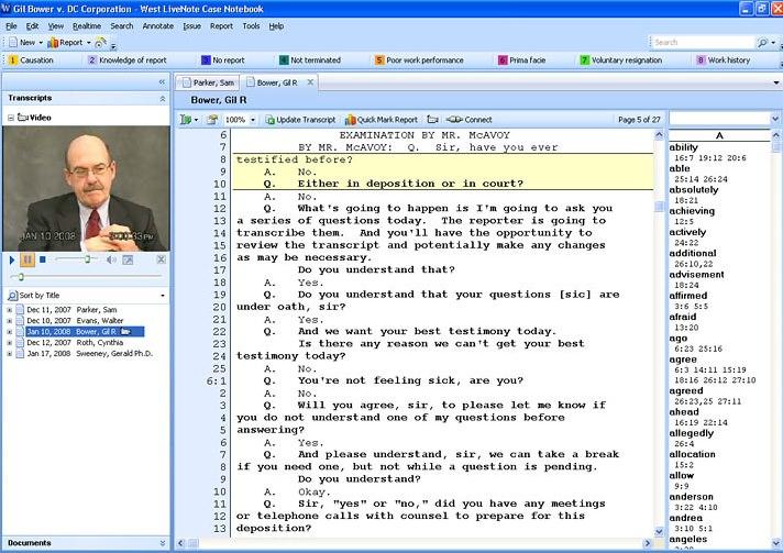 LiveNote picture or screenshot