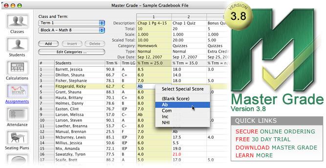 Master Grade picture or screenshot