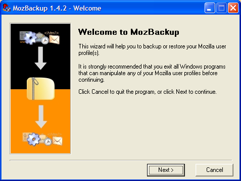 MozBackup picture