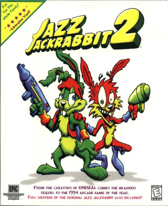 Jazz Jackrabbit 2 picture