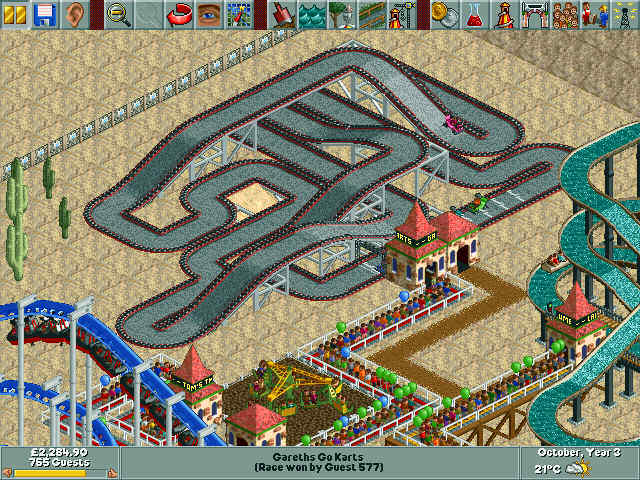 RollerCoaster Tycoon picture