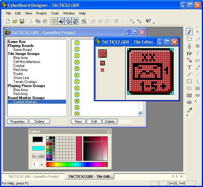 CyberBoard picture or screenshot