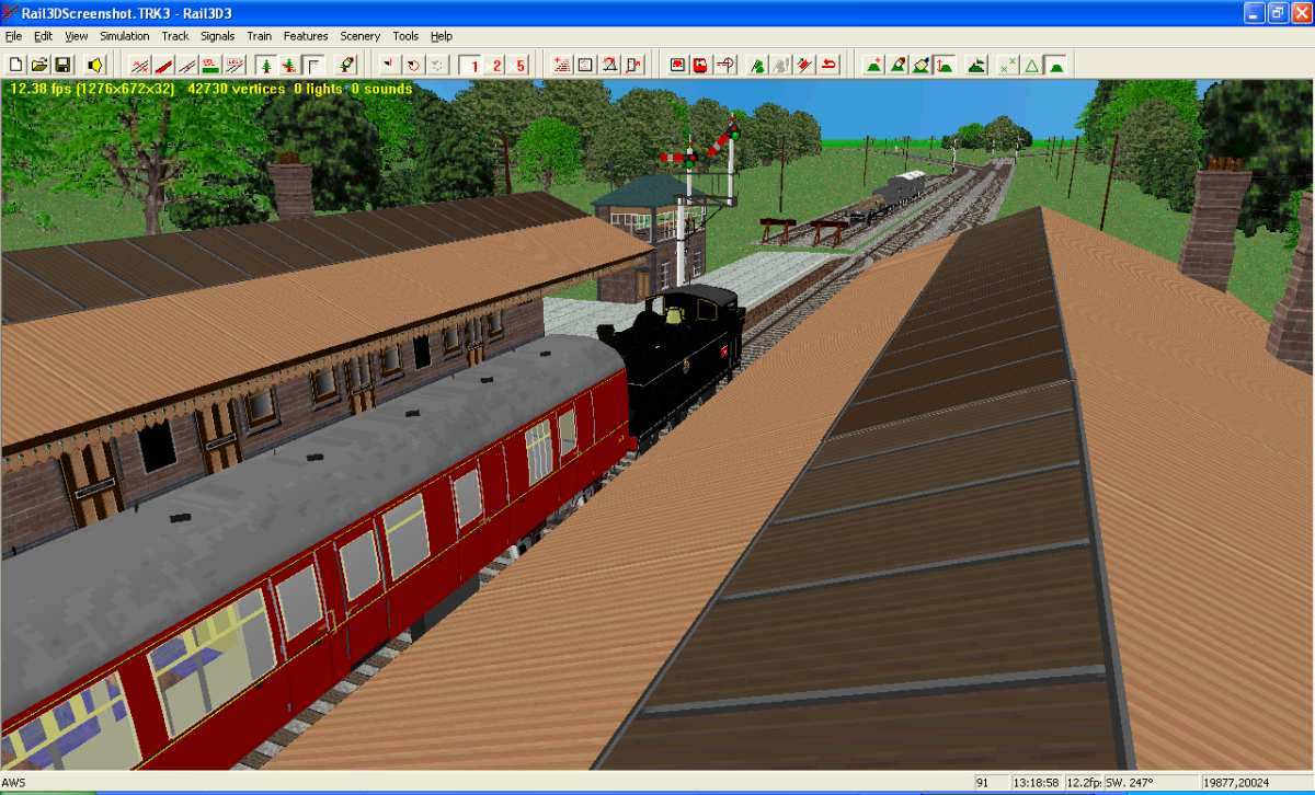 Rail3D picture or screenshot
