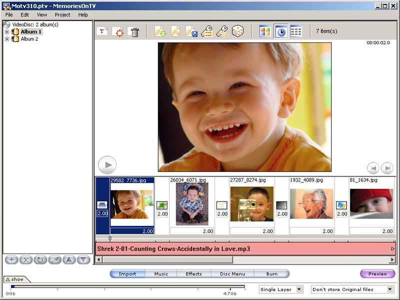 MemoriesOnTV picture or screenshot