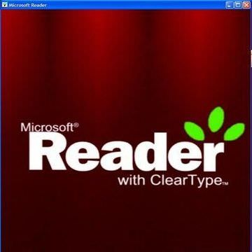 Microsoft Reader picture or screenshot