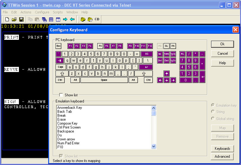 TTWin picture or screenshot