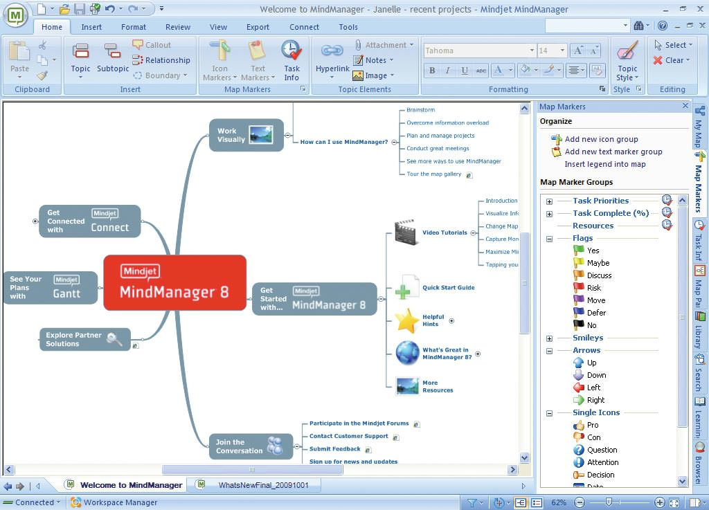 MindManager picture