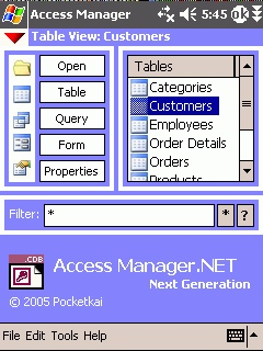 Kai's Access Manager .Net picture