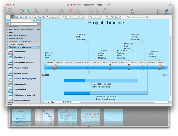 ConceptDraw PRO picture or screenshot