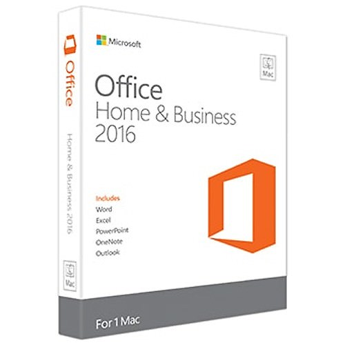 Microsoft Office for Mac picture