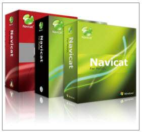 Navicat for MySQL picture