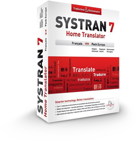 SYSTRAN Home Translator picture or screenshot
