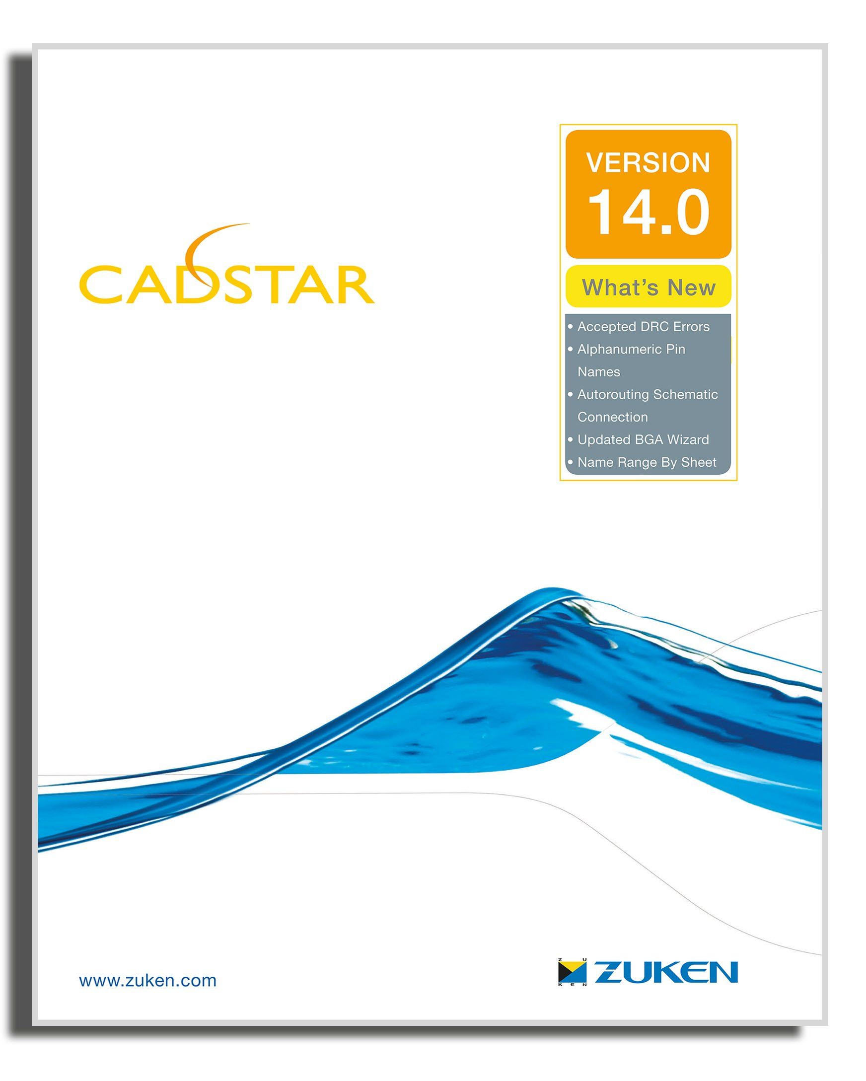 CADSTAR picture or screenshot