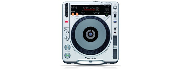 Pioneer CDJ-800MK2 picture or screenshot