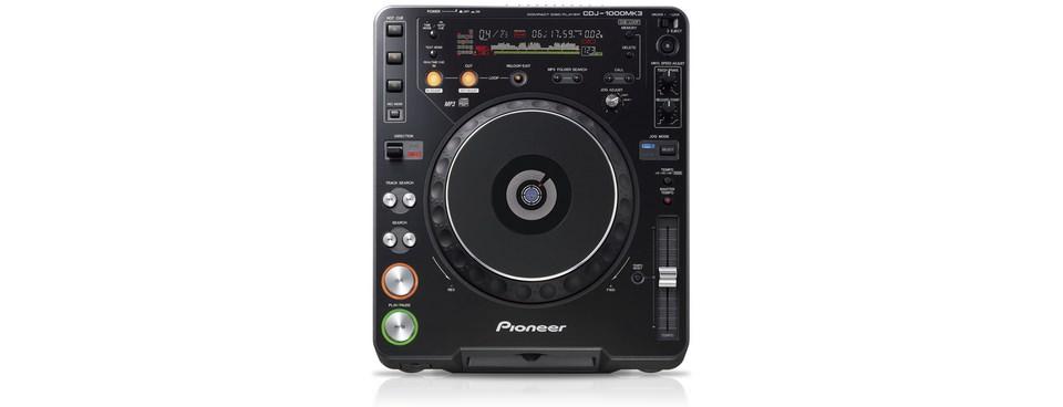 Pioneer CDJ-1000MK3 picture or screenshot