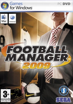 Football Manager 2009 picture or screenshot