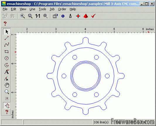 eMachineShop picture or screenshot