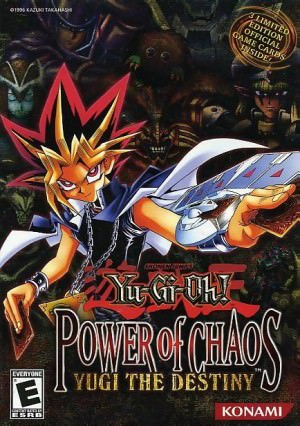 Yu-Gi-Oh! Power of Chaos - Yugi the Destiny picture