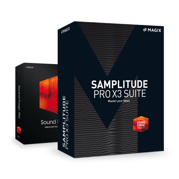 Samplitude picture