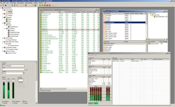 Microsoft XACT picture or screenshot