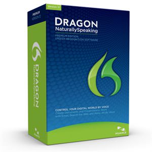 Dragon NaturallySpeaking picture